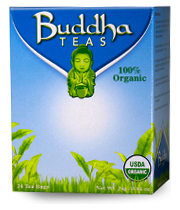 Try Premium Organic Teas